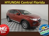NO DEALER FEE! $772 off MSRP! Scarlet Red 2019 Hyundai