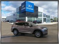 Bronze 2019 Hyundai Santa Fe Sport Regular Unleaded I-4