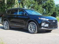 Twilight Black 2019 Hyundai Santa Fe SEL Plus 2.4 FWD
