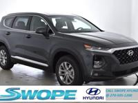 Recent Arrival! This 2019 Hyundai Santa Fe SEL 2.4 in