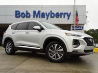 New Price! Silver 2019 Hyundai Santa Fe Ultimate FWD