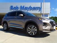 New Price! Bronze 2019 Hyundai Santa Fe Ultimate FWD