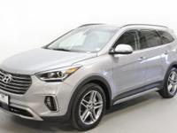Gray 2019 Hyundai Santa Fe XL Limited AWD 6-Speed