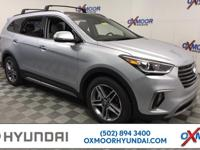 2019 Hyundai Santa Fe XL Limited  All Rebates included