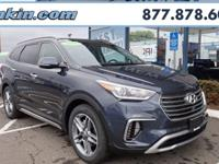 2019 Hyundai Santa Fe XL Limited Pearl  Options: