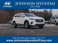2019 Hyundai Santa Fe XL Limited Ultimate Monaco White