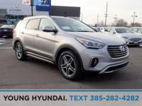 New Price! White 2019 Hyundai Santa Fe XL Limited AWD