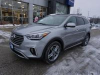 Frost 2019 Hyundai Santa Fe XL Limited AWD 6-Speed