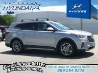 Frost 2019 Hyundai Santa Fe XL Limited FWD 6-Speed