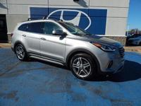 We are excited to offer this 2019 Hyundai Santa Fe XL.