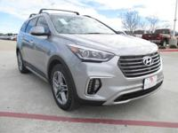 This outstanding example of a 2019 Hyundai Santa Fe XL