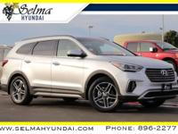 Silver 2019 Hyundai Santa Fe XL Limited FWD 6-Speed