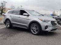 2019 Hyundai Santa Fe XL Limited FWD 6-Speed Automatic