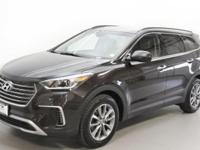 Gray 2019 Hyundai Santa Fe XL SE AWD 6-Speed Automatic