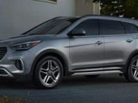 NIGHT SKY PRL 2019 Hyundai Santa Fe XL SE AWD 6-Speed
