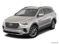 For a smoother ride, opt for this 2019 Hyundai Santa Fe