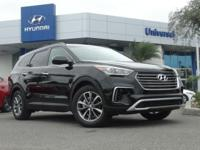 Becketts Black 2019 Hyundai Santa Fe XL SE FWD 6-Speed