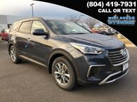 2019 Hyundai Santa Fe XL SE  Options:  3.041 Axle
