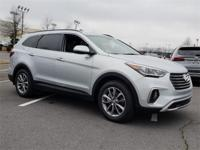 2019 Hyundai Santa Fe XL SE FWD 6-Speed Automatic with