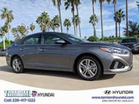 Check out this impressive 2019 HYUNDAI SONATA . .* Stop