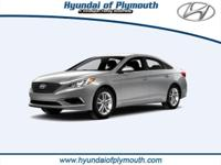 Blue 2019 Hyundai Sonata SE I4 FWD Gray Cloth.  Welcome