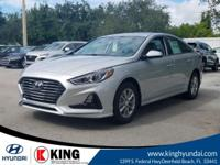 King Hyundai is delighted to offer this fantastic 2019