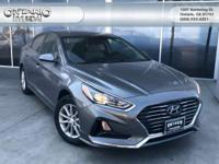 Machine Gray 2019 Hyundai Sonata SE FWD 6-Speed