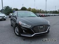 New 2019 Hyundai Sonata SE! This vehicle has a 2.4L GDI