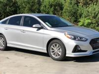 2019 Hyundai Sonata SE FWD 6-Speed Automatic with
