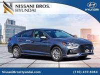 New Price! Machine Gray 2019 Hyundai Sonata SE FWD