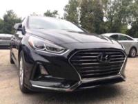 This Hyundai won't be on the lot long! It comes