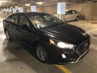 $3,973 off MSRP! 2019 Hyundai Sonata SE Phantom Black