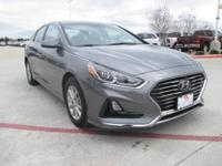This 2019 Hyundai Sonata SE is offered to you for sale