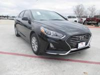 This outstanding example of a 2019 Hyundai Sonata SE is