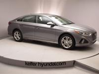 2019 Hyundai Sonata 2.4L Machine Gray All our cars