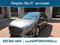 This outstanding example of a 2019 Hyundai Sonata SEL