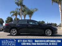 Recent Arrival! Phantom Black 2019 Hyundai Sonata
