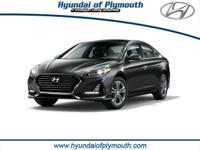 Electric Blue 2019 Hyundai Sonata Limited 2.4L I4 DGI
