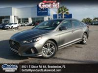 This Hyundai Sonata delivers a Regular Unleaded I-4 2.4
