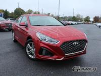 New 2019 Hyundai Sonata SEL! This vehicle has a 2.4L