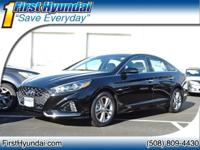 2019 Hyundai Sonata Limited 4-Wheel Disc Brakes, 6