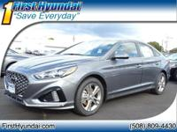 2019 Hyundai Sonata 4-Wheel Disc Brakes, 6 Speakers,