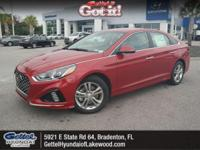 This Hyundai Sonata boasts a Regular Unleaded I-4 2.4