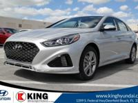 $3,050 off MSRP! 33/25 Highway/City MPG King Hyundai is