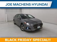 $2,159 off MSRP!  At Joe Machens Hyundai, excellent