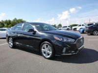 Phantom Black 2019 Hyundai Sonata SEL FWD 6-Speed