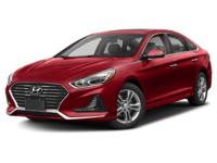 This 2019 Hyundai Sonata SEL will sell fast! Priced to