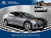 2019 Hyundai Sonata Sport FWD 6-Speed Automatic with