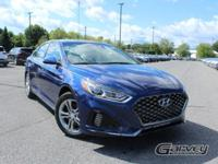 New 2019 Hyundai Sonata Sport! This vehicle has a 2.4L