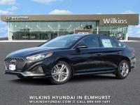 Phantom Black 2019 Hyundai Sonata Sport FWD 6-Speed